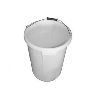 25 Litre White Plasterers Bucket