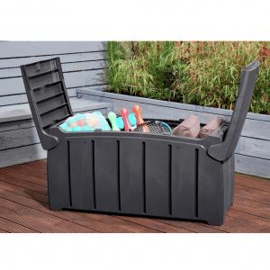 300 Litre Plastic Storage Garden Box