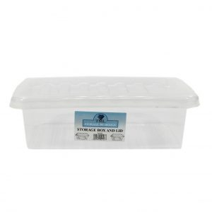 6 Litre Container with Clear Lid