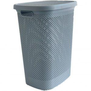 60 Litre Diamond Plastic Laundry Basket