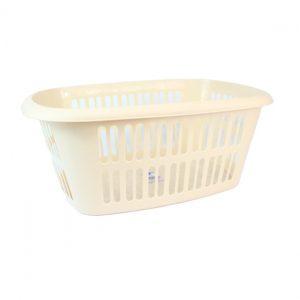 Oatmeal Rectangular Laundry Basket