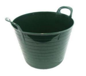 75 Litre Green Plastic Flexi Tub