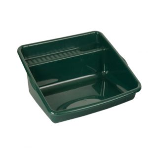 Large Plastic Garden Potting Tray - Green
