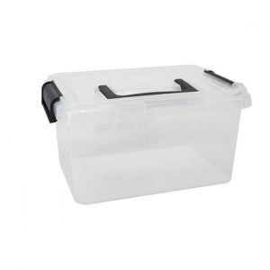 15 Litre Clip & Stack Container With Lid