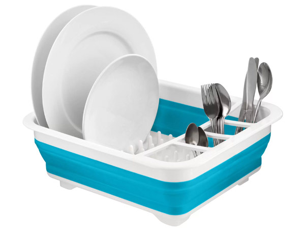 collapsible dish