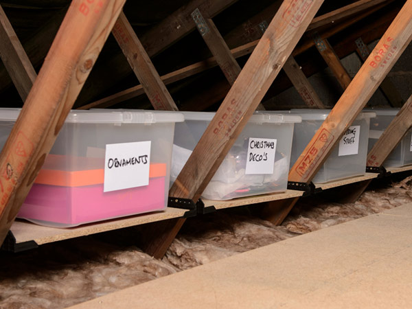 loft plastic storage