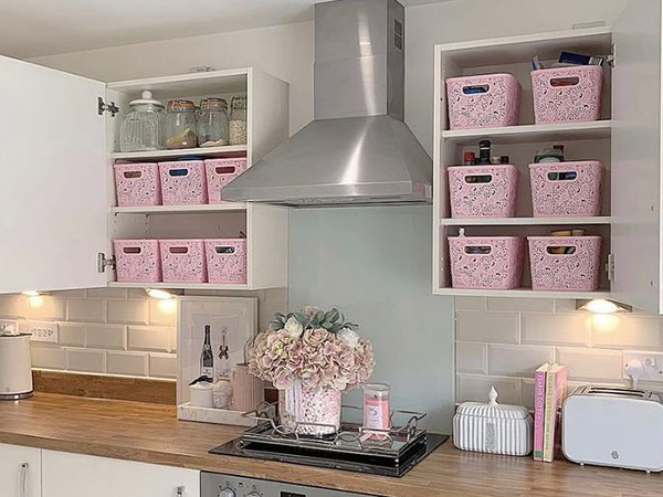 designer kitchen boxes