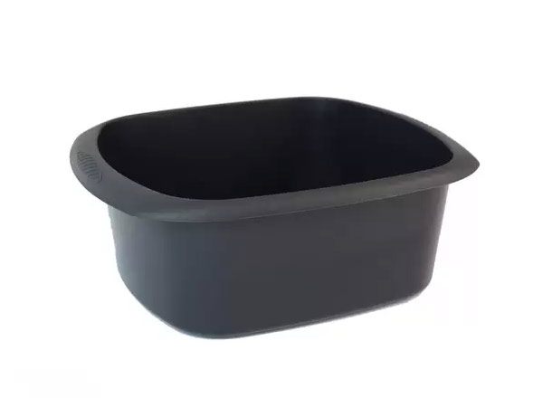 plastic washing up bowl