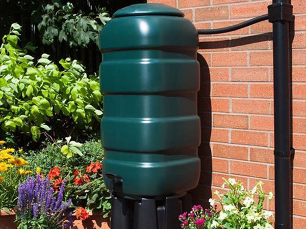 plastic water butts